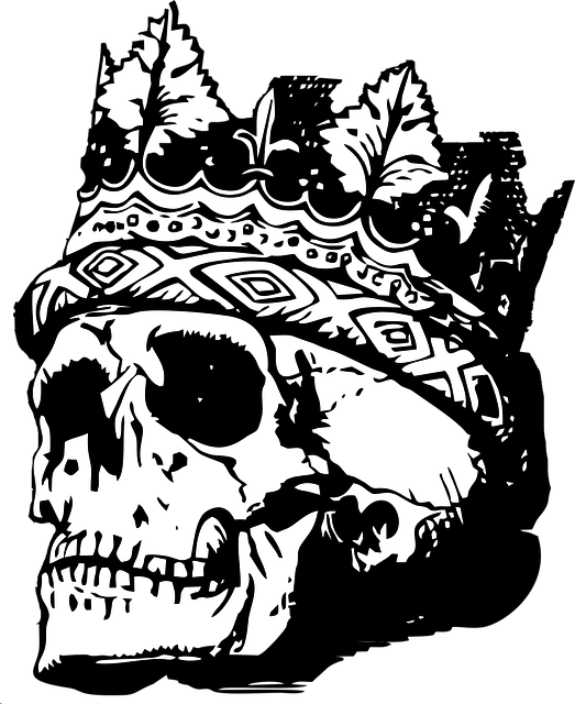 skull-with-crown-2968613_640