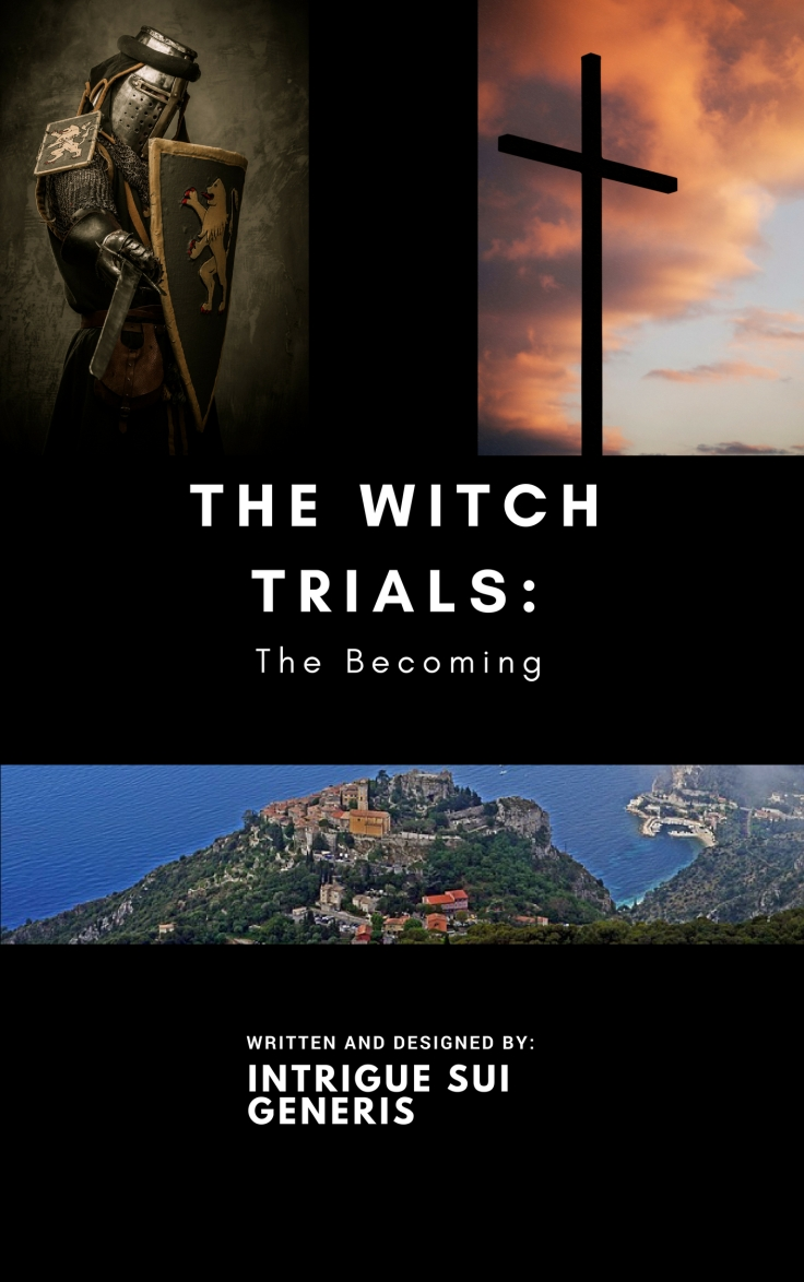 Witch trials book cover